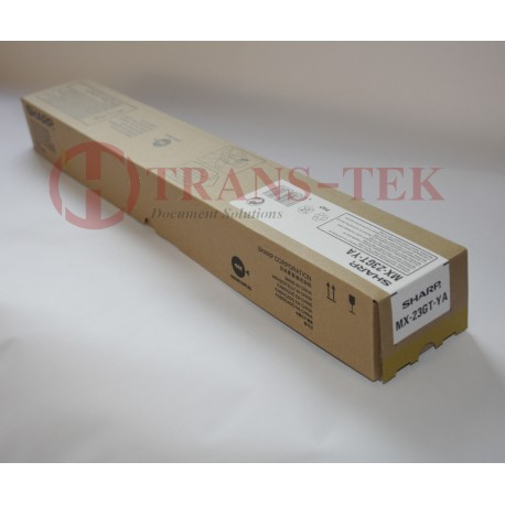 Sharp Mx-23gtya Sarı Toner